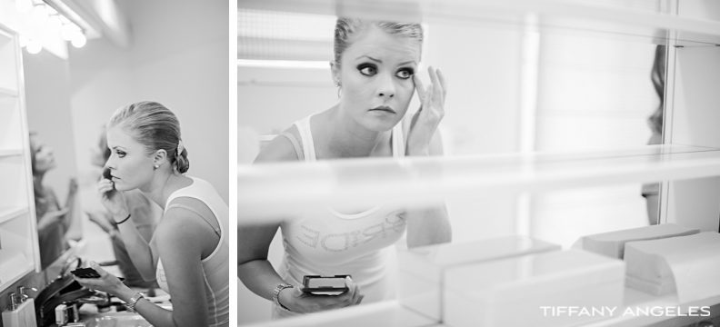 BrideGettingReady Klaus Puck & Casey Freers Outdoor Garden Wedding Photography