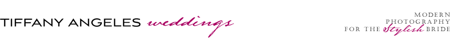 tiffanyangelesweddingphotography.com logo